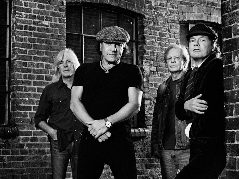 AC/DC Australian Tour Plans Revealed