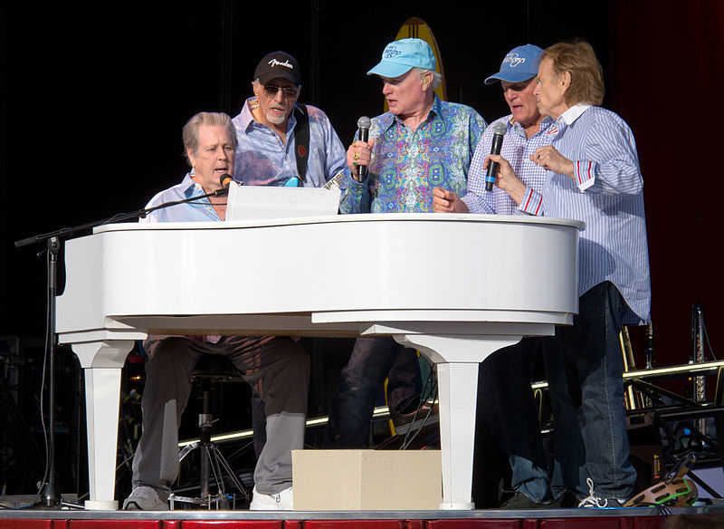 Beach Boys concert